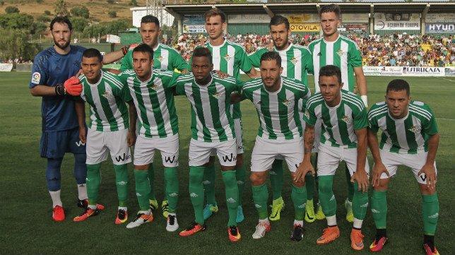 ฝั่งทีมเยือน เรอัล เบติส ทีมอันดับ 8