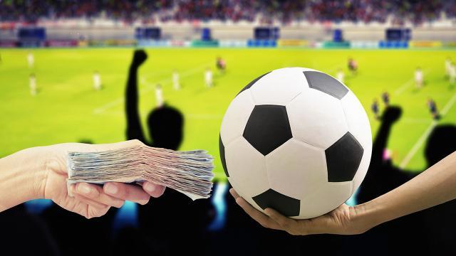 พนันบอลออนไลน์ เว็บมาตรฐานแจกเครดิตฟรี ลงทุนแบบไม่ต้องใช้เงิน