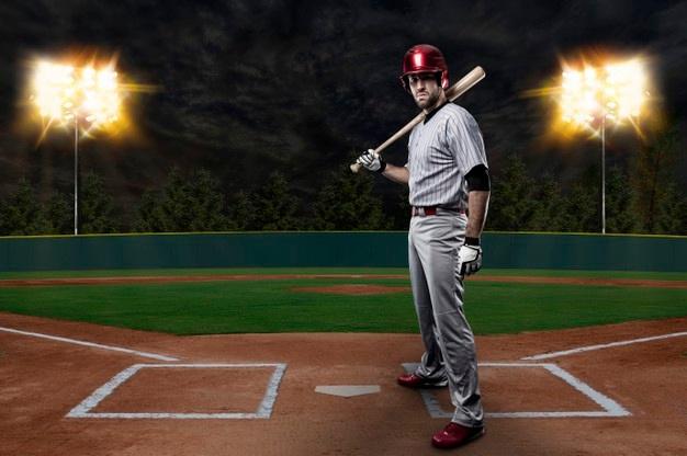 การตีเบสบอล