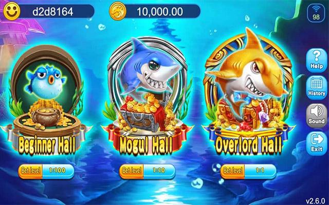 ข้อดีของเกมยิงปลา ที่มีกราฟฟิคสวยมาก