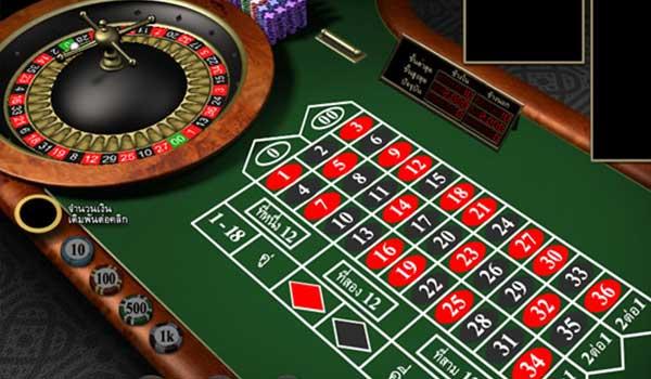 เกมรูเล็ตออนไลน์ ให้ผู้เล่นวางเงินเดิมพันลงในหมายเลขที่ต้องการ