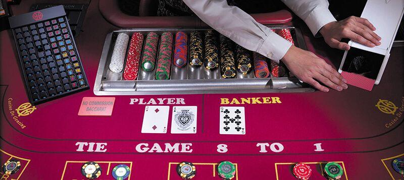 เทคนิคการเล่นบาคาร่า ให้ได้เงินหลักพันต่อวันสำหรับมือใหม่