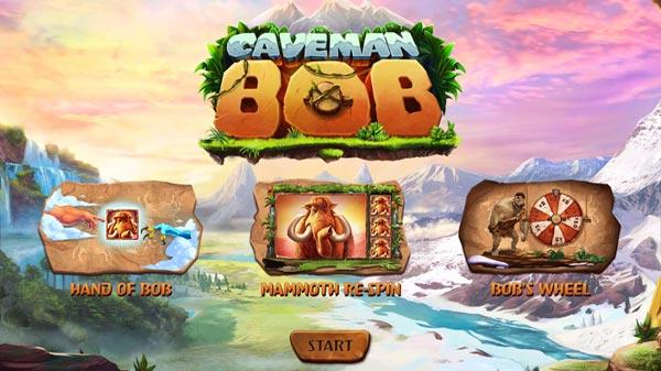 วิธีการเล่นสล็อต Caveman Bob Slot